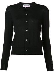 Comme Des Garcons Girl Crew Neck Cardigan Black