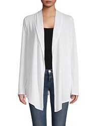 Marc New York Flyaway Cardigan White