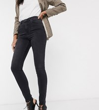 New Look Tall Super Skinny Lift And Shape Jean In Black
