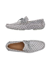 Gold Brothers Loafers Light Grey