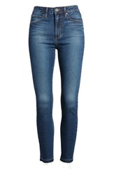 Articles Of Society Women's Heather High Waist Crop Skinny Jeans Bilbao