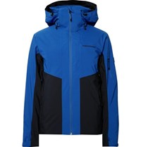 Peak Performance Hipe Core Hooded Ski Jacket Bright Blue