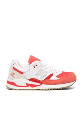 New Balance 530 Summer Waves Sneaker Coral