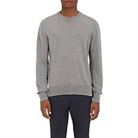 Officine Generale Men's Cashmere Sweater Grey