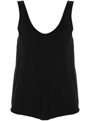 Lost And Found Rooms Scoop Neck Tank Top Black