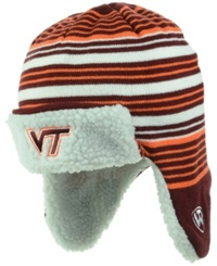 Top Of The World Virginia Tech Hokies Battler Knit Hat Maroon