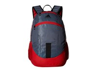 Adidas Foundation Ii Backpack Deepest Space Scarlet Black Backpack Bags Blue