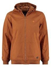 Dc Shoes Ellis Light Summer Jacket Wheat Black