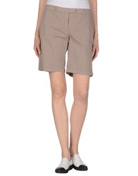 Douuod Bermudas Dove Grey