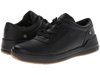 Mozo The Natural Low Leather Black Men's Lace Up Casual Shoes