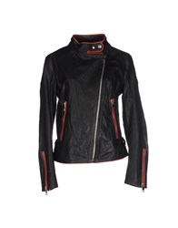 Diesel Coats And Jackets Jackets Women Black