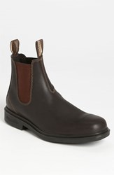 Men's Blundstone Footwear Chelsea Boot Stout Brown