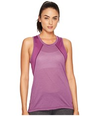 The North Face Reactor Tank Top Wood Violet Women's Sleeveless Brown