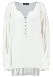 Teddy Smith Tisou Tunic Offwhite Off White