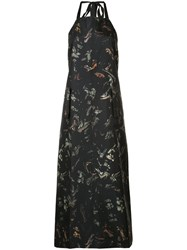 Josh Goot Apron Dress Black