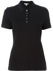 Burberry Brit Classic Polo Shirt Black
