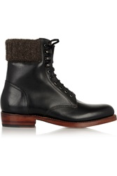 Grenson Amelia Leather Ankle Boots