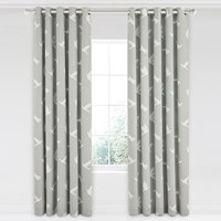 Sanderson Paper Doves Lined Curtains Mineral 168X229cm