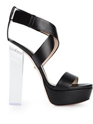 Ruthie Davis 'Naomi' Sandals Black