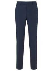 Chester Barrie By Birdseye Tailored Suit Trousers New Blue