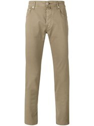 Jacob Cohen Classic Chinos Nude Neutrals