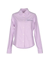 Roy Rogers Roy Roger's Shirts Light Purple