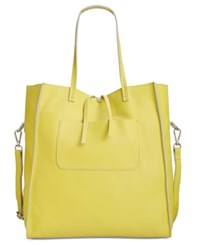 Steve Madden Bnixxx Leather Shopper Citron