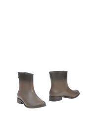 Melissa Ankle Boots Grey