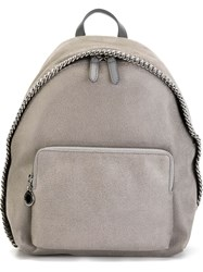 Stella Mccartney 'Falabella' Backpack Grey