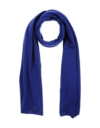 Blumarine Oblong Scarves Blue