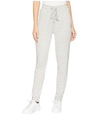 Roxy Breath A New Day Joggers Heritage Heather Casual Pants Gray