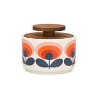 Orla Kiely '70S Flower Sugar Bowl
