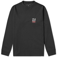 Vans X Led Zeppelin Long Sleeve Tee Black