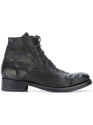The Last Conspiracy 'Sune Reversed' Boots Black