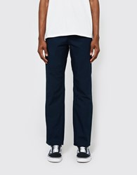 Carhartt Colton Clip Pant In Navy