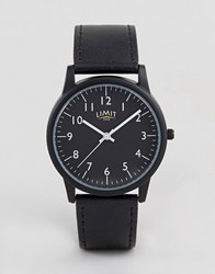 Limit All Black Watch Exclusive To Asos Black