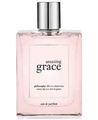 Philosophy Amazing Grace Eau De Parfum 4 Oz