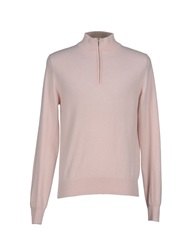 Heritage Turtlenecks Light Pink