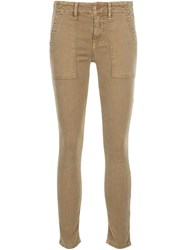 The Great 'The Skinny Armies' Trousers Brown