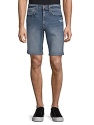 Joe's Jeans Washed Denim Short Nicholas