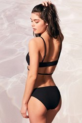 Out From Under Ring Bikini Bottom Black