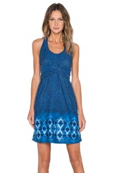 Patagonia Kiawah Island Dress Blue