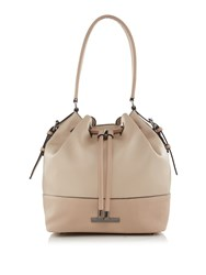 Kenneth Cole Madison Bucket Handbag Grey