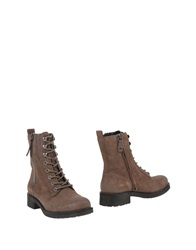 Geox Ankle Boots Light Brown
