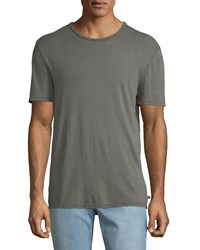 Ag Jeans Ramsey Crewneck T Shirt Weathered Fernwoo