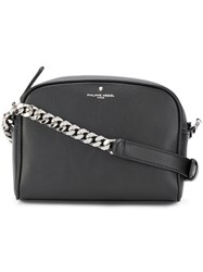 Philippe Model Small Shoulder Bag Black