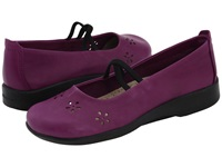 Arcopedico Flower Purple Women's Maryjane Shoes