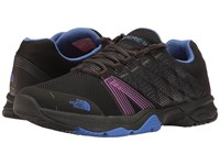 The North Face Litewave Ampere Ii Tnf Black Amparo Blue Women's Shoes