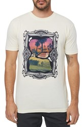 O'neill Apocalypse Graphic T Shirt Bone