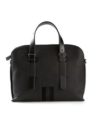 Bally 'Balzaco' Briefcase Black